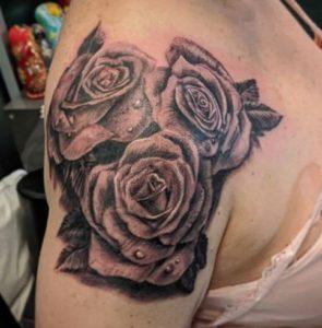 Kansas Tattoo Artist Jennifer Bohlander 1