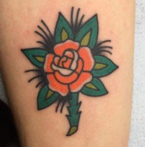 Kansas Tattoo Artist Matt Headley 2