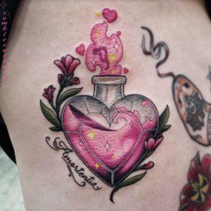 Kitty Meltvedt Tattoo Artist 3