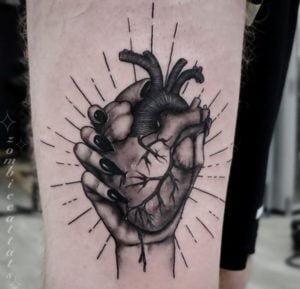 Kitty Meltvedt Tattoo Artist 6