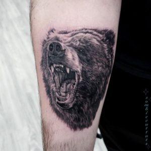 Kitty Meltvedt Tattoo Artist 7