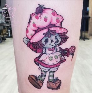 Kitty Meltvedt Tattoo Artist 8
