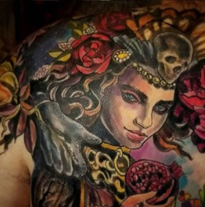 Arizona Tattoo Artist 16