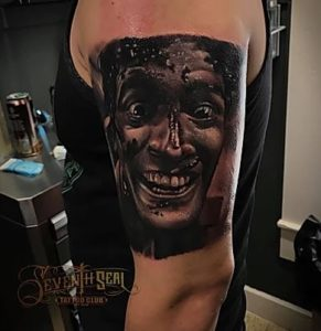 Panama City Tattoo Artist Jerry Pipkins 2