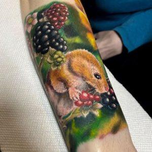 Panama City Tattoo Shop Seventh Seal Tattoo Club 1