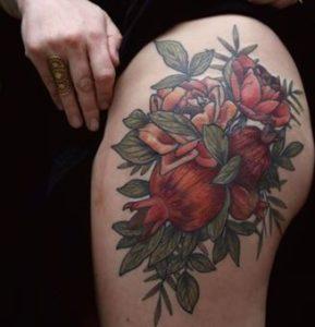 Portland Tattoo Artist Alice Carrier 1
