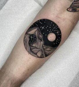 Portland Tattoo Artist Kyle Stacher 1