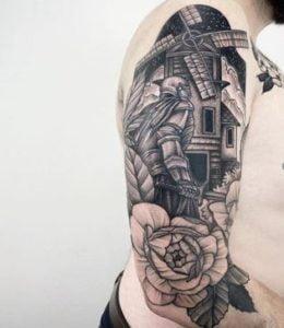 Portland Tattoo Artist Kyle Stacher 2