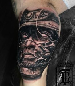 San Diego Tattoo Artist Tyler Ciarlanti 3