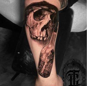 San Diego Tattoo Artist Tyler Ciarlanti 4
