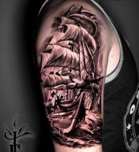 San Diego Tattoo Artist Tyler Ciarlanti 5