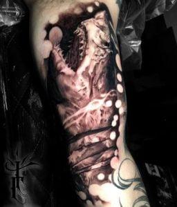 San Diego Tattoo Artist Tyler Ciarlanti 6