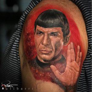 Santa Fe Tattoo Artist 1