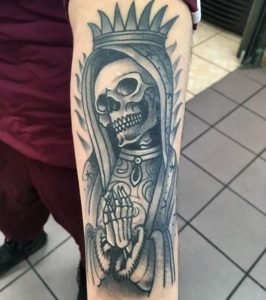 Santa Fe Tattoo Artist 3