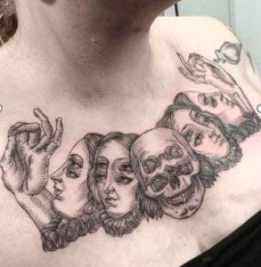 Colorado Tattoo Artist Jonathan Love 2