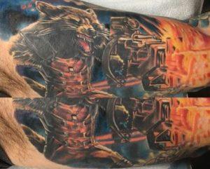 Colorado Tattoo Artist 13