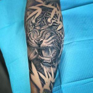 Colorado Tattoo Artist Salvador Diaz 1