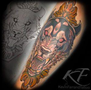 Maui Tattoo Artist Keven Farrand 11