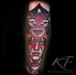 Maui Tattoo Artist Keven Farrand 12