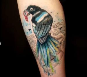 Oregon Tattoo Artist Shelly Dax 2