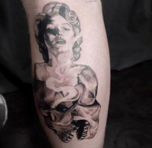 Las Vegas Tattoo Artist Daniel Eidelbaugh 2