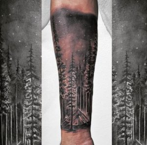 Colorado Springs Tattoo Artist April Lauren 2