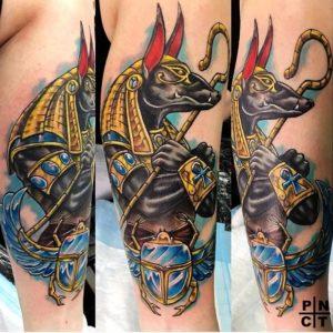 Colorado Springs Tattoo Artist Austin Romesburg 2