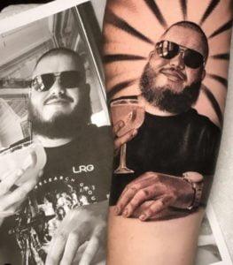 Colorado Springs Tattoo Artist Daniel Gutierrez 1