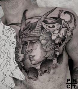 Colorado Springs Tattoo Artist Jesus Lleo 1