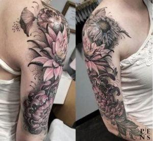 Colorado Springs Tattoo Artist Kara Kozlowski 2