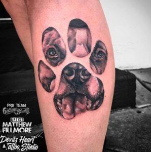 Colorado Springs Tattoo Artist Matthew Fillmore 2