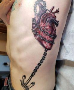 Denver Tattoo Artist Candice Bradley 7