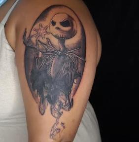 NYC Tattoo Artist Conan Albert 10