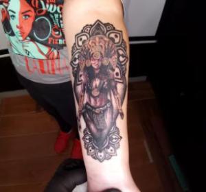 NYC Tattoo Artist Conan Albert 13