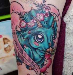 Boise Tattoo Artist Jessica Dell'Erba 6